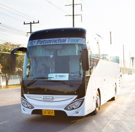 เช่ารถบัส เช่ารถทัวร์ รถรับส่งพนักงาน รถโคชคุณภาพ พร้อมพนักงานขับรถประสบการณ์สูง สนใจเช่าโทร. 02-537-8881
