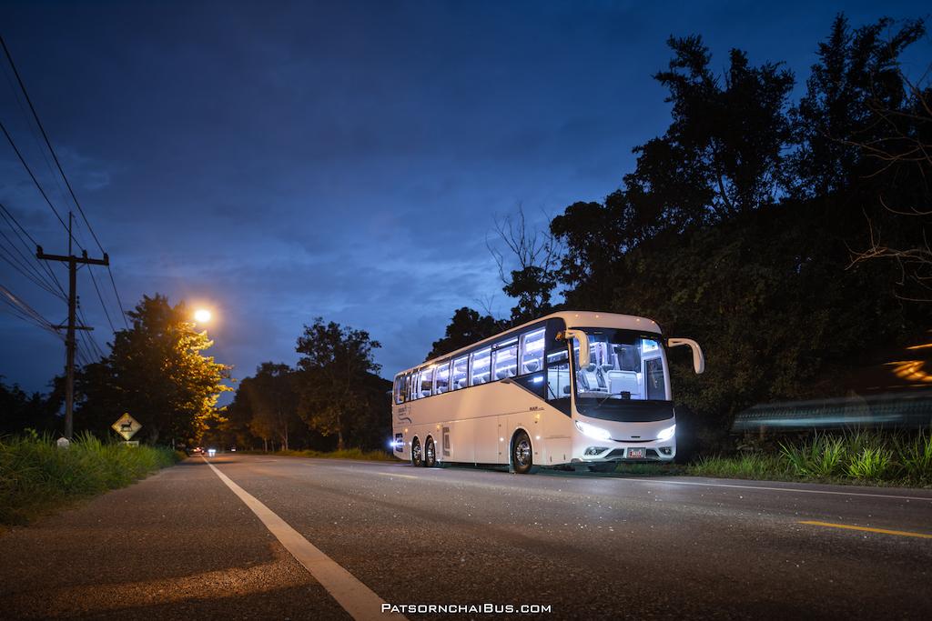 รถบัสเช่า รถรับส่งพนักงาน รถบัสโดยสาร