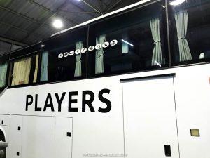 รถบัสเช่า EA Sport